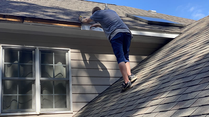 Fascia Board Installation and Replacement